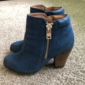 Also Blue Booties